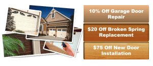 garage door repair firestone services